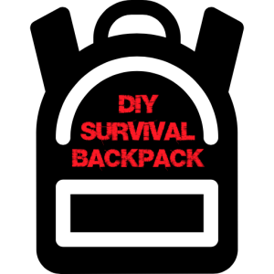 DIY Survival Backpack Logo