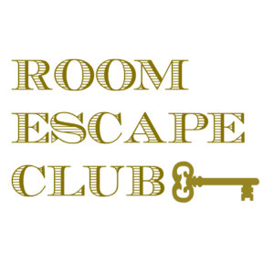 Room Escape Club Logo (gold)